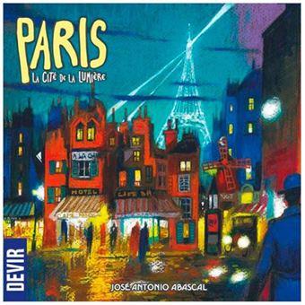 PARÍS: LA CITÈ DE LA LUMIÈRE