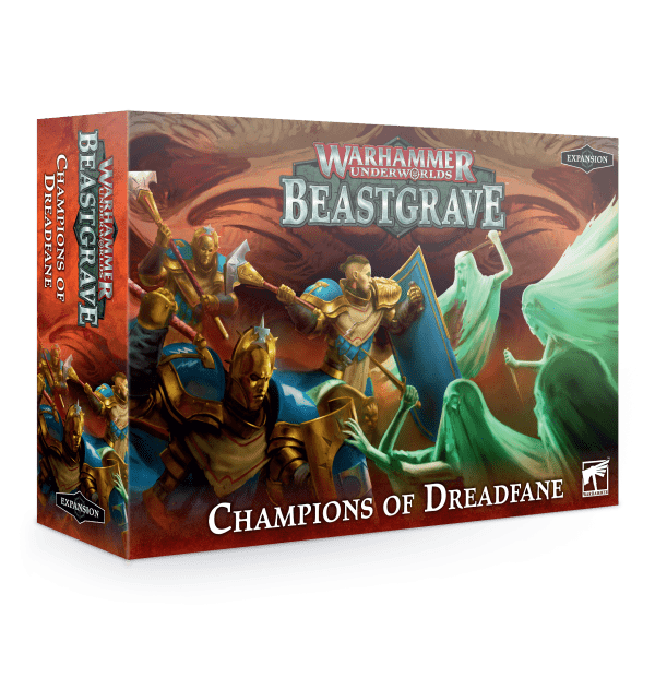 Champions of Dreadfane