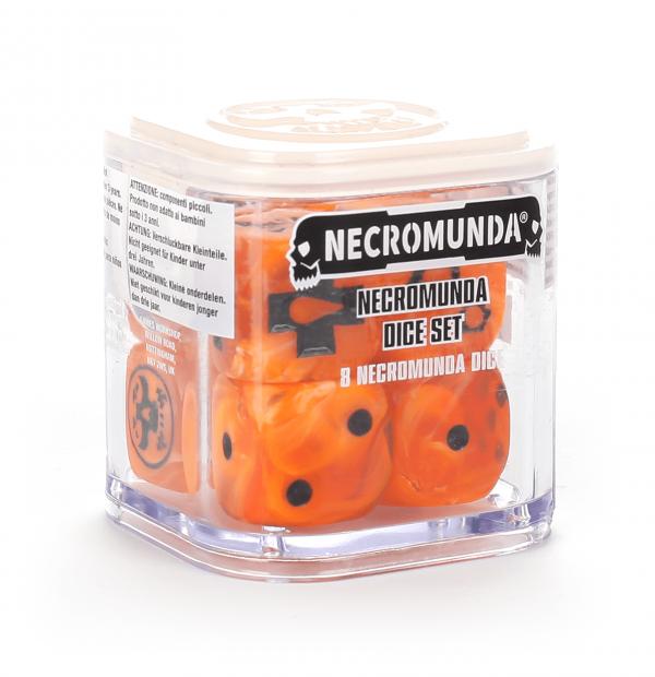 Set de dados de Necromunda