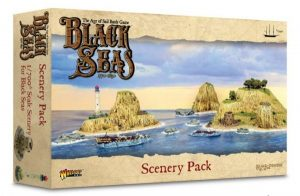 Black Seas: Scenery Pack
