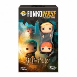 POP! Funkoverse Strategy Game - Harry Potter 2 Figuras