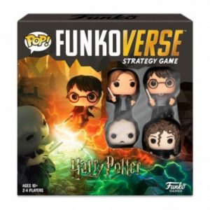POP! Funkoverse Strategy Game - Harry Potter