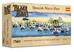 Spanish Navy Fleet (1770-1830)