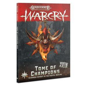 Warcry: Tomo de Campeones