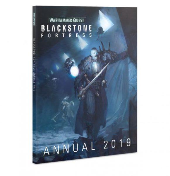 Anuario Warhammer Quest: Blackstone Fortress 2019