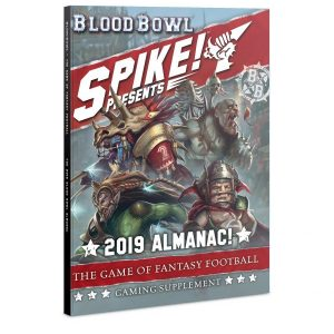 The 2019 Blood Bowl Almanac