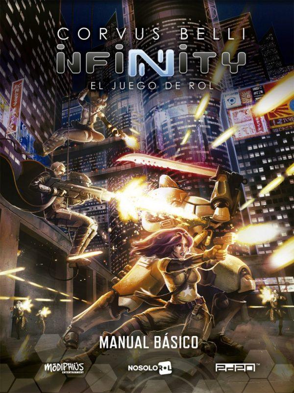 Infinity: El Juego de Rol