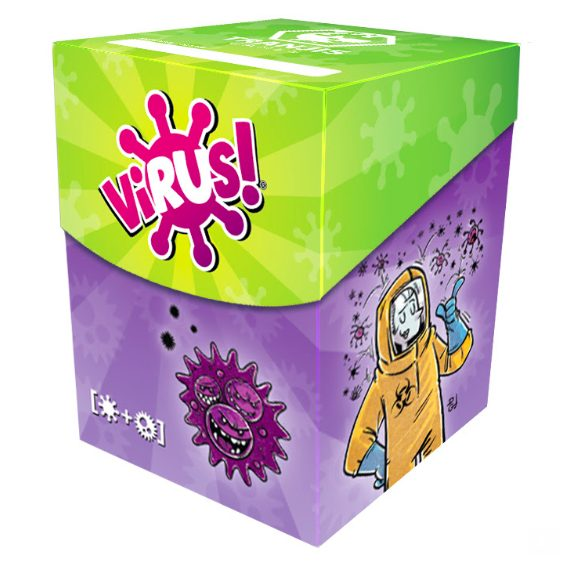 Virus! Deck Box