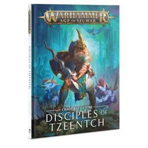 Tomo de batalla: Disciples of Tzeentch