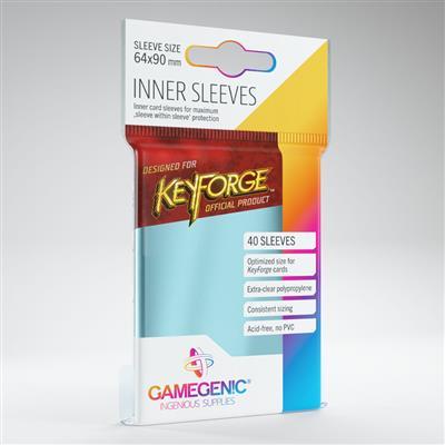 Keyforge Inner Sleeves Display