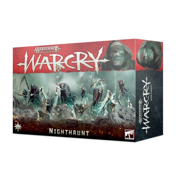 Warcry Nighthaunt Warband