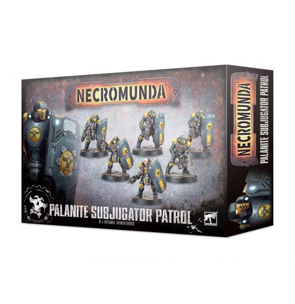 Palanite Subjugator Patrol