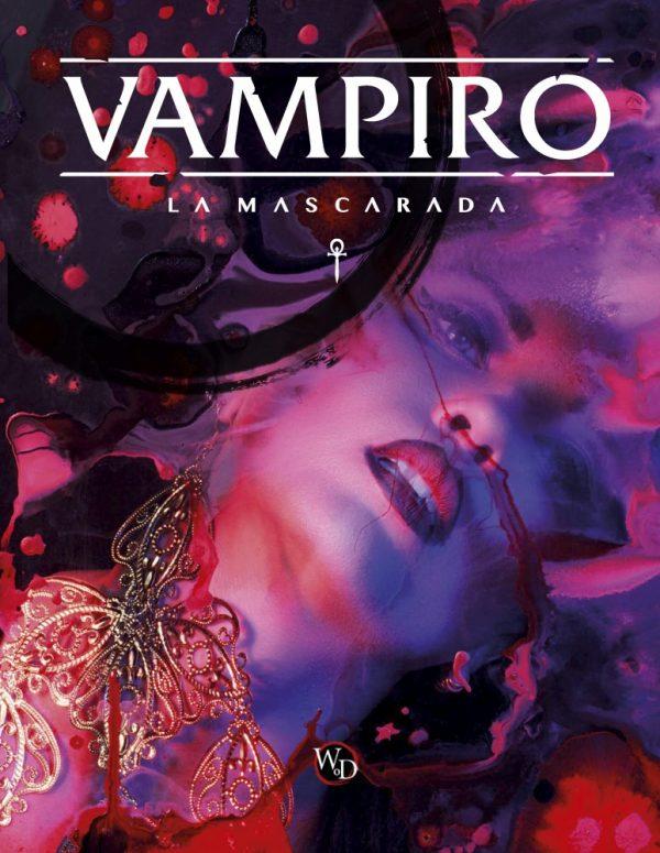 Vampiro: La Mascarada 5ª Edición