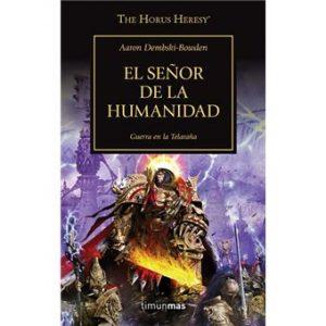 Nº 41 El señor de la humanidad (Herejía de Horus)