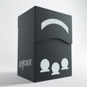Keyforge Gemini Black Deck Box ML