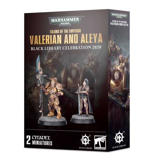 Valerian and Aleya