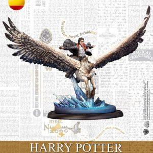 Harry en Buckbeak