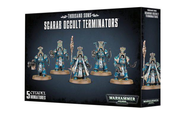 Scarab Occult Terminators