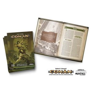 Conan Libro Básico