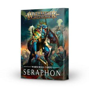 Cartas de hojas de unidad: Seraphon