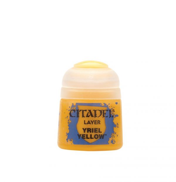 Yriel Yellow