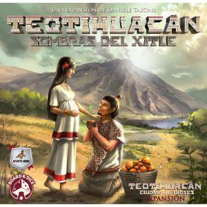 Teotihuacán: Sombras del Xitle + Pack de Promos