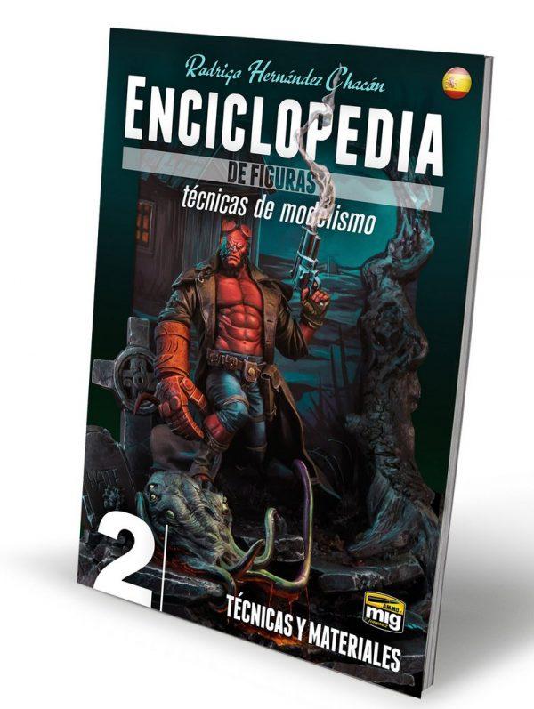 Enciclopedia de Tecnicas de Modelismo de Figuras Vol. 2