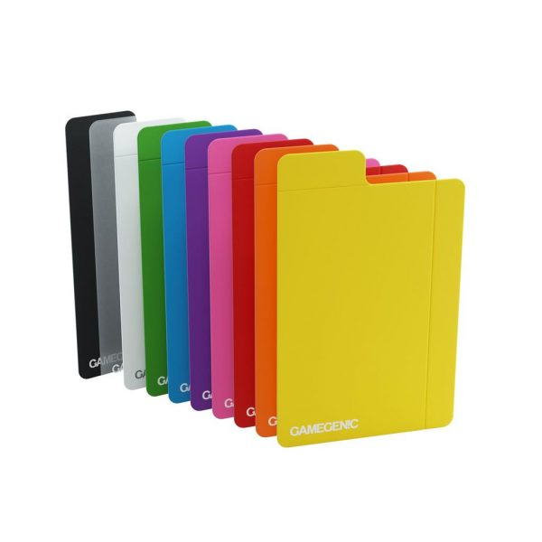 Card Dividers Multicolor