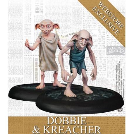 Dobby & Kreacher
