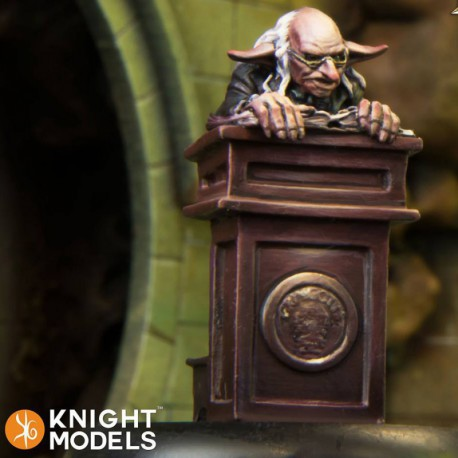 Gringotts Goblin