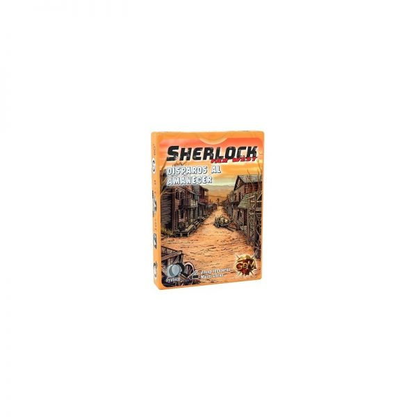 Sherlock Q5: Disparos al amanecer