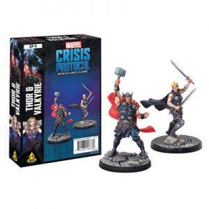 Thor & Valkyrie