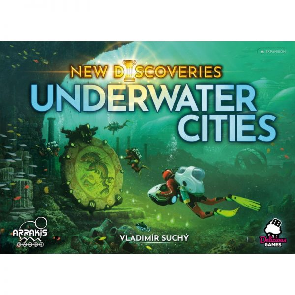 Underwater Cities: New Discoveries