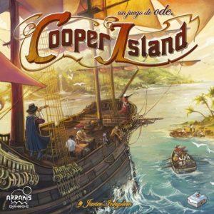 Cooper Island + promo
