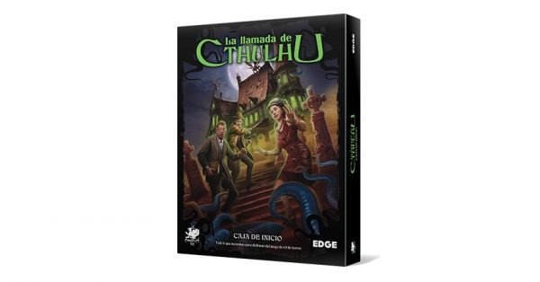 Caja de inicio: La llamada de Cthulhu