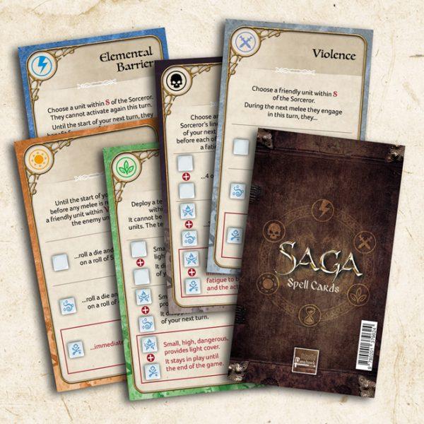 Cartas de Hechizos: Edad de la Magia