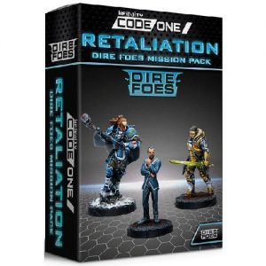 Dire Foes Mission Pack Alpha: Retaliation