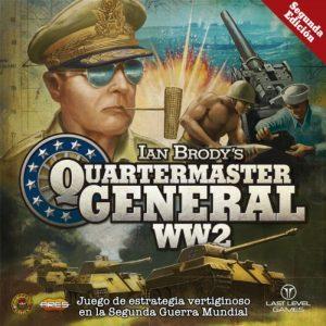 WW2 Quartermaster General