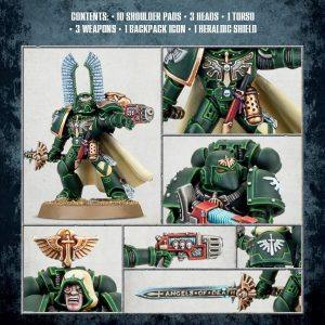 Pack de mejora Dark Angels