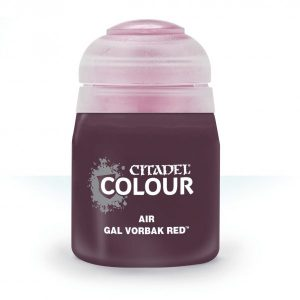Air: Gal Vorbak Red