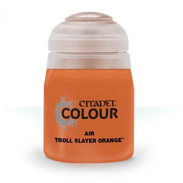 Air: Troll Slayer Orange