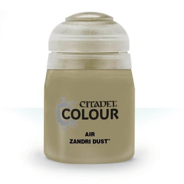 Air: Zandri Dust