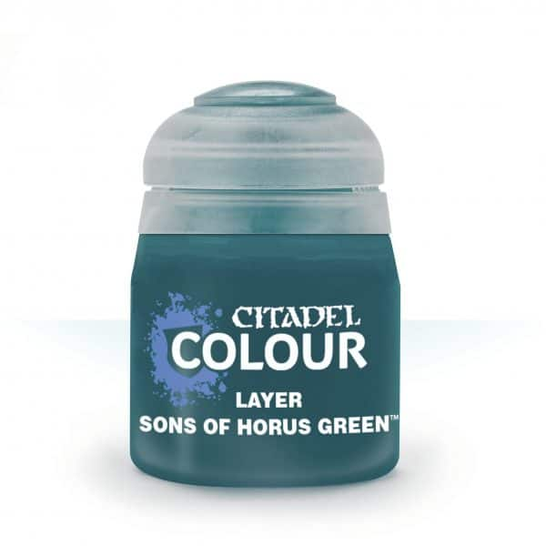 Sons of Horus Green