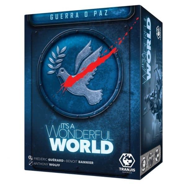 It's a Wonderful World – Guerra o Paz