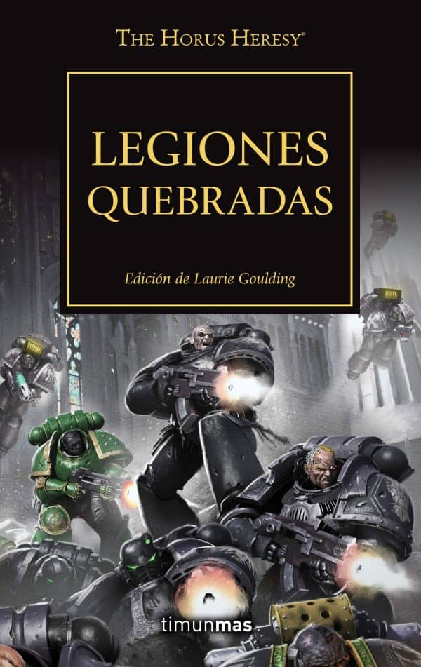Legiones Quebradas Nº43 Herejía