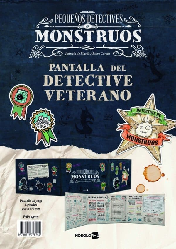 PDM: Pantalla del Detective Veterano