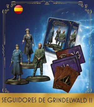 Seguidores de Grindelwald II