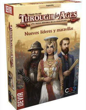 Through the Ages: Nuevos líderes y Maravillas