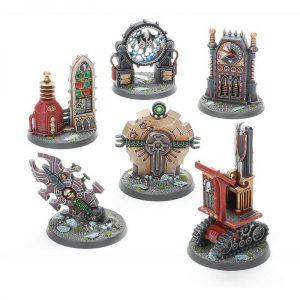 Set de marcadores de objetivo de Battlezone