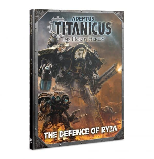 The Defence of Ryza